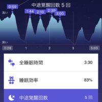 睡眠アプリ